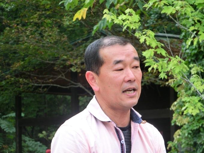 「中締め」飯田正行副会長
